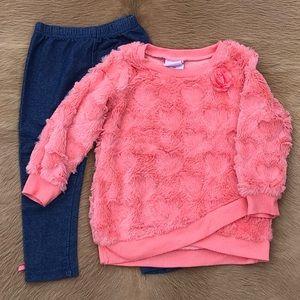Nannette Kids Baby Girl Set Size 24M